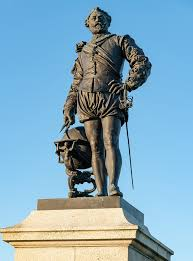 Statute of Sir Francis Drake
